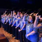 Vox Populus sing At Last